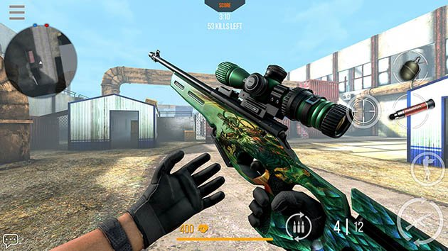 Modern Strike Online Mod Apk 1 41 0 Unlimited Ammo For Android Download