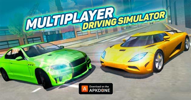 Multiplayer Driving Simulator poster