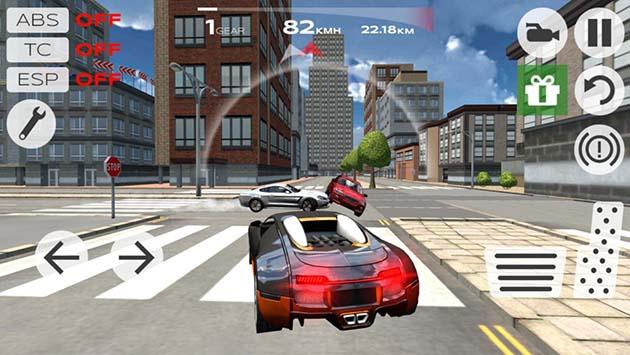 Multiplayer Driving Simulator screenshot 2