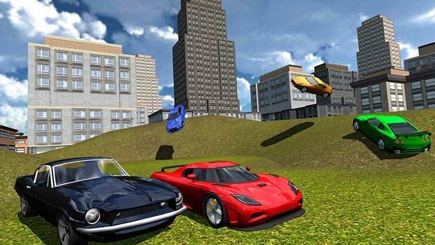 Multiplayer Driving Simulator screenshot 3