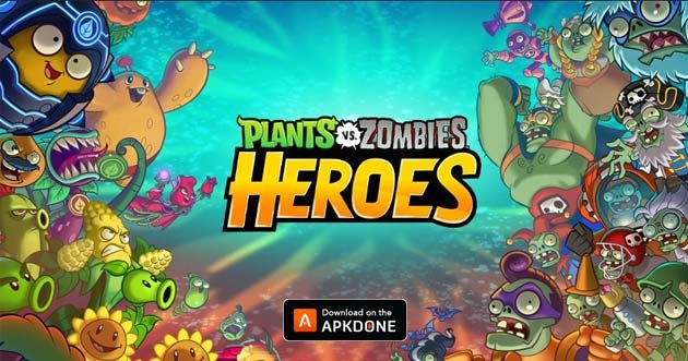 Plants vs Zombies Heroes poster
