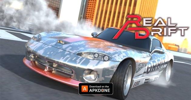 Real Drift Car Racing poster
