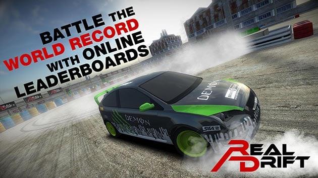 Real Drift Car Racing screenshot 2