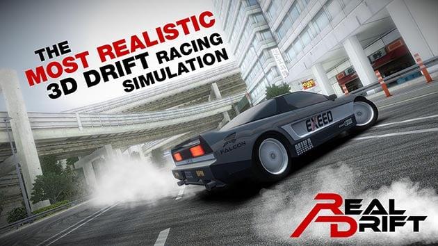 Real Drift Car Racing screenshot 3