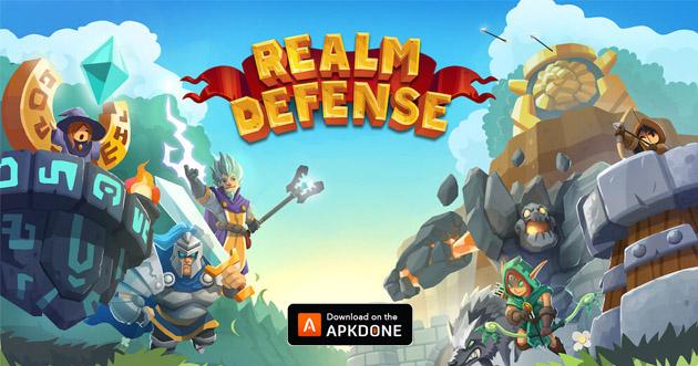 Realm Defense poster