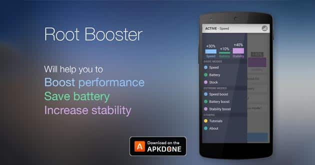 Root Booster poster