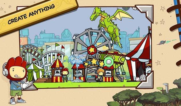 Scribblenauts Unlimited screenshot 1