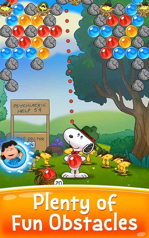 Snoopy Pop screenshot 2