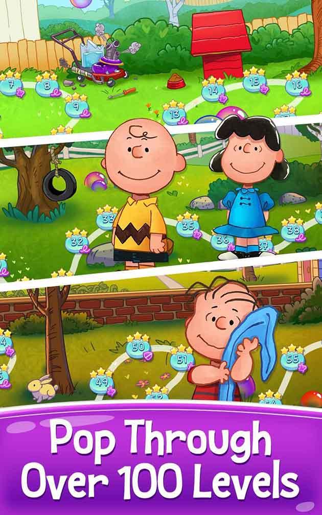 Snoopy Pop screenshot 3