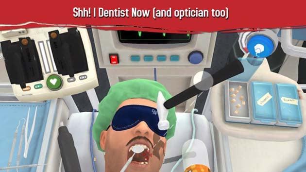 Surgeon Simulator screenshot 1