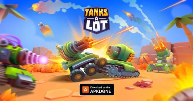 Tanks A Lot poster