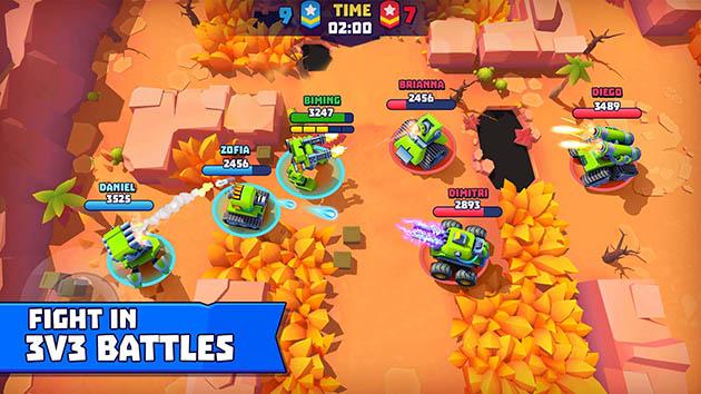 Tanks A Lot screenshot 1