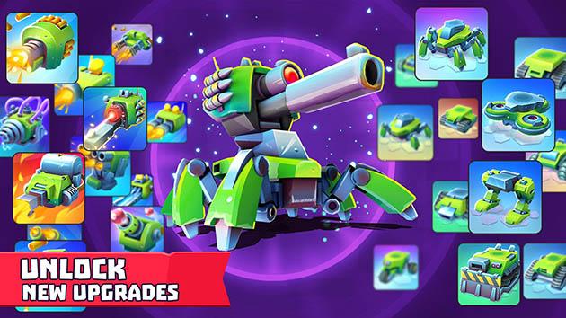 Tanks A Lot screenshot 2