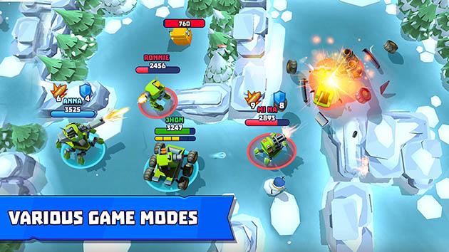 Tanks A Lot screenshot 3