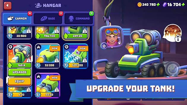 Tanks A Lot screenshot 4
