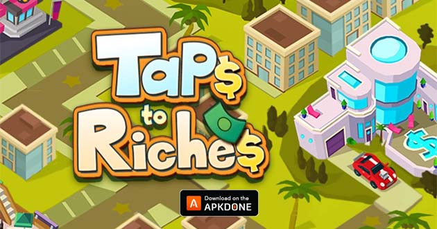Taps to Riches poster