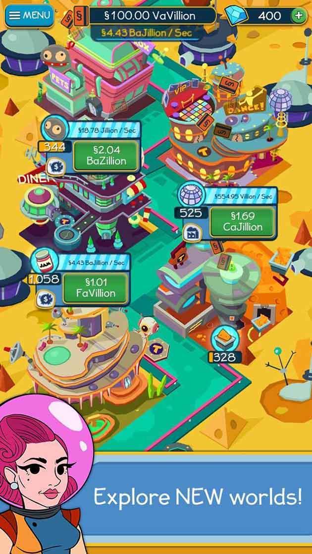 Taps to Riches screenshot 3