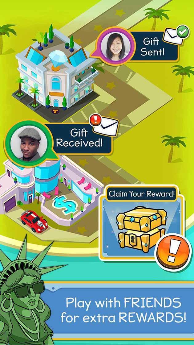 Taps to Riches screenshot 4