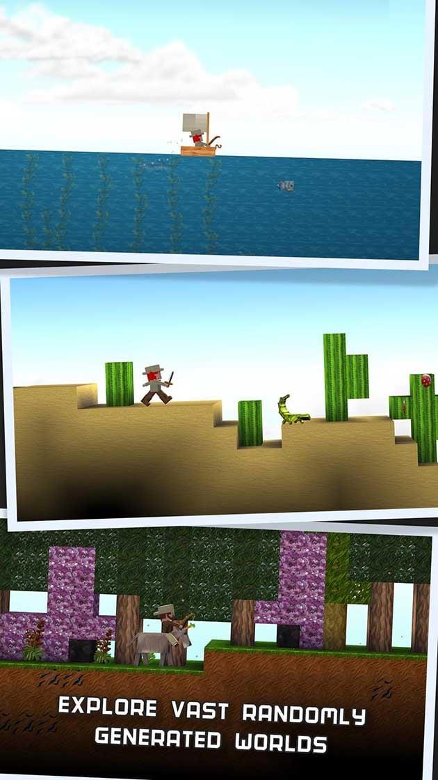 The Blockheads screenshot 1