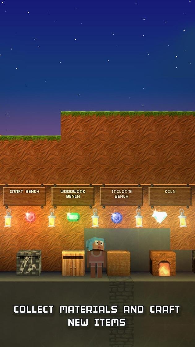 The Blockheads screenshot 4
