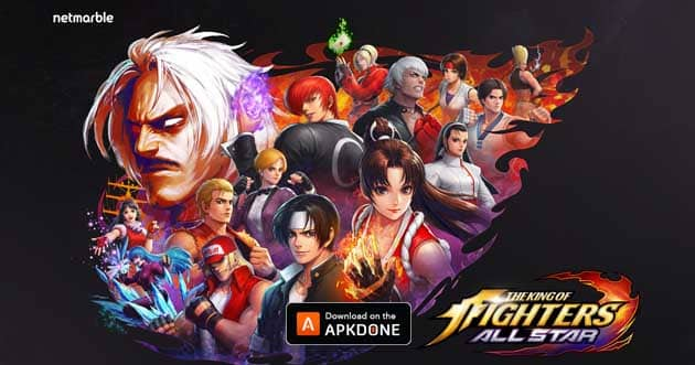 The King Of Fighters Allstar Mod Apk 1 6 5 Unlimited Skill For