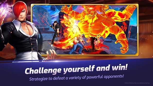 The King of Fighters ALLSTAR screenshot 2