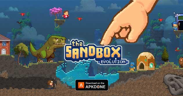 The Sandbox Evolution poster