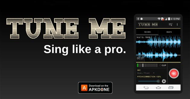 tune me pro free download for android
