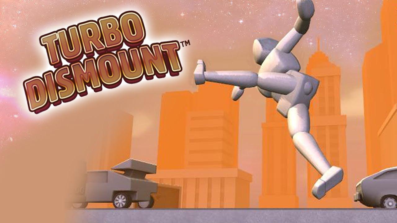 Turbo Dismount poster