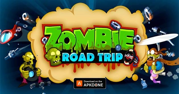 Zombie Road Trip poster