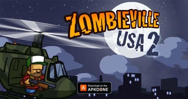 Zombieville USA 2 poster