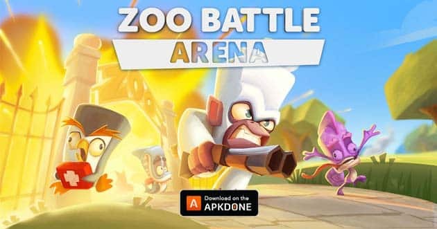 Zooba poster