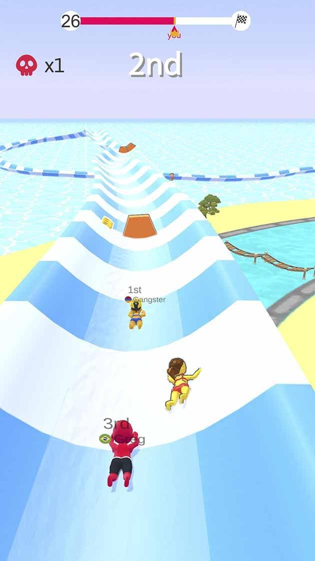 Aquapark.io screenshot 1