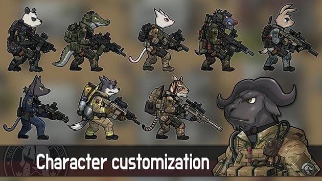 Bad 2 Bad Extinction screenshot 2