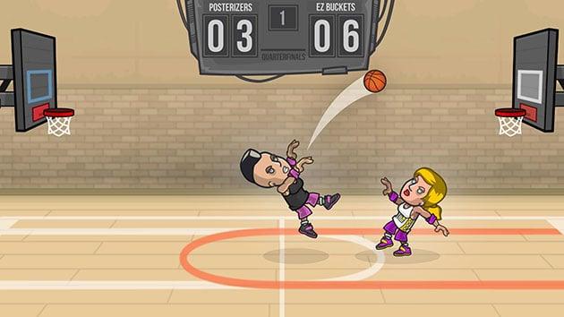 Basketball Battle screenshot 3