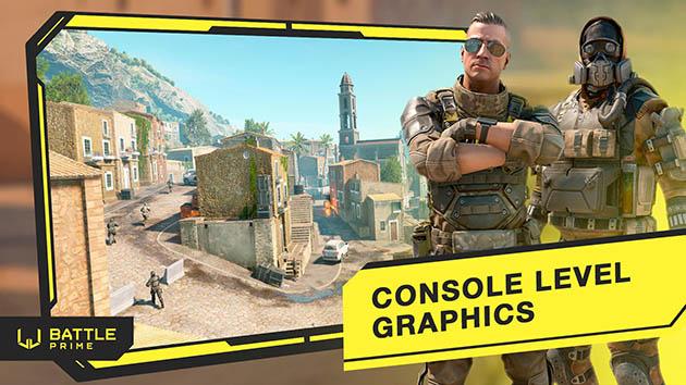Battle Prime screenshot 1
