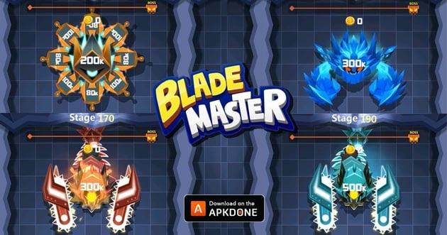 Blade Master poster