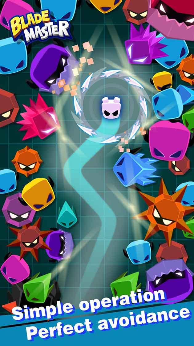 Blade Master screenshot 1