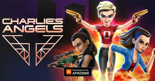 Charlie's Angels: The Game poster