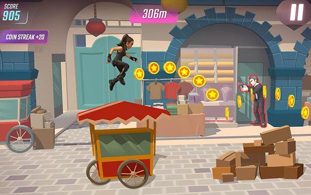 Charlie's Angels: The Game screenshot 1