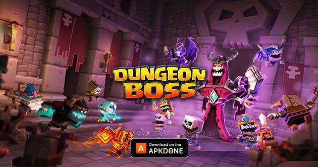 Dungeon Boss poster