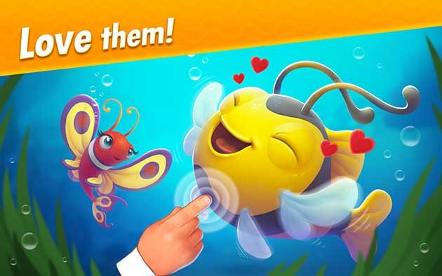 Imagen 1 de Fishdom