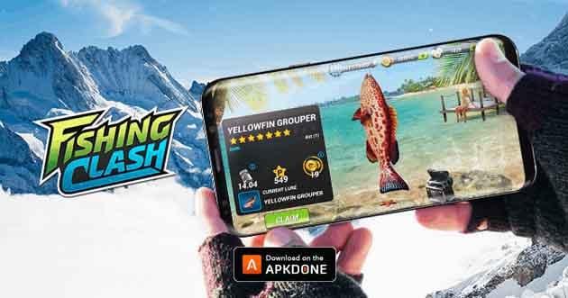 Fishing Clash poster