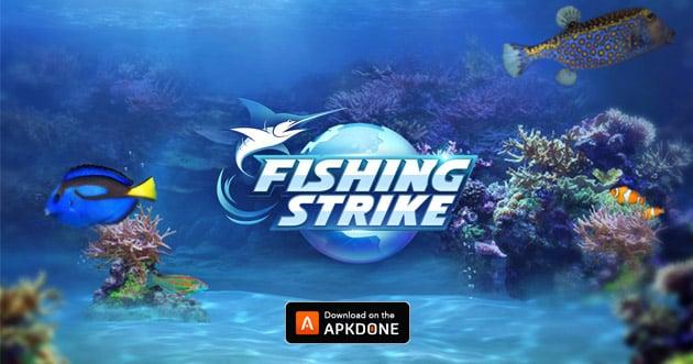 Fishing Strike poster