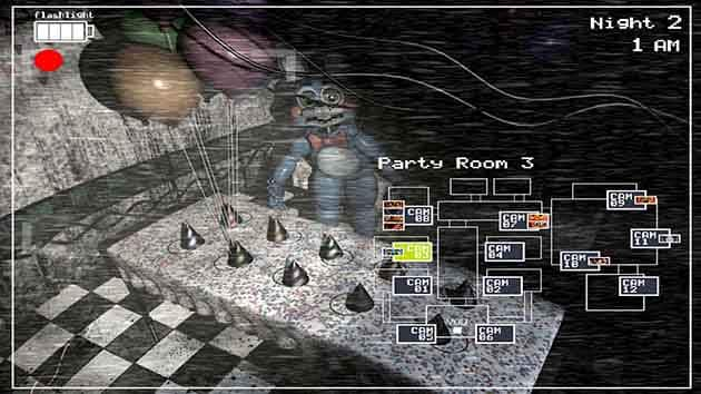 Five Nights at Freddy's 2 screenshot 1