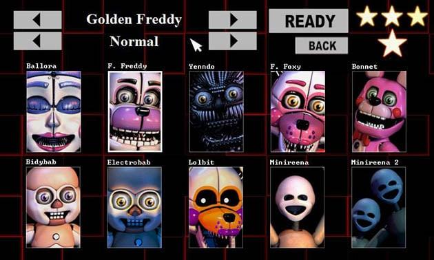 Five Nights at Freddy's: SL screenshot 3