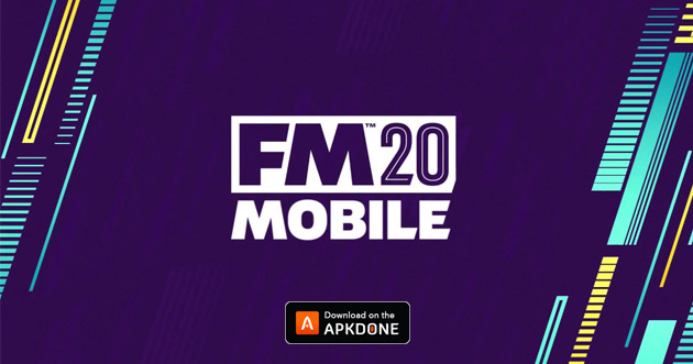 Football Manager 2020 Mobil afiş