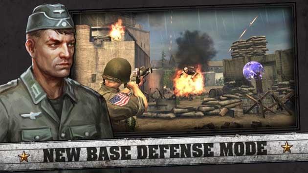 Frontline Commando D Day screenshot 1