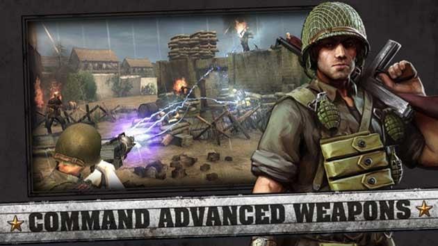 Frontline Commando D Day screenshot 2