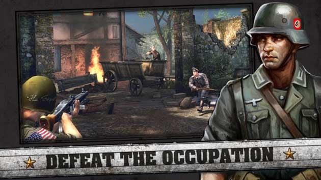 Frontline Commando D Day screenshot 3